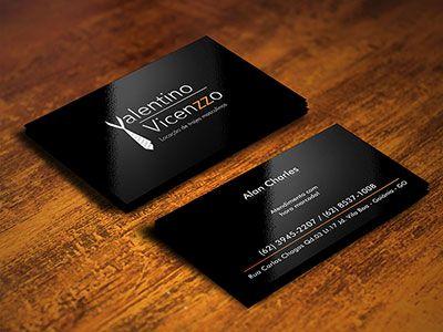 Cartão Valentino Vicenzzo